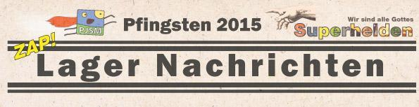 Pfingstlager-2015-Lagerzeitung